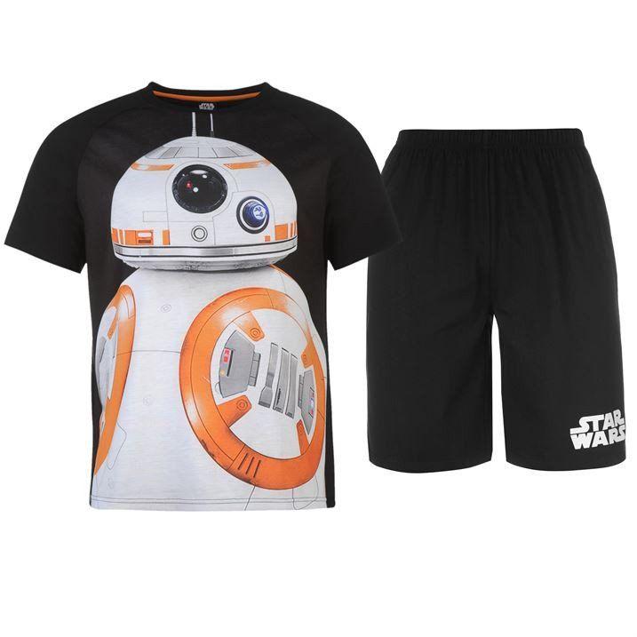 Star Wars Ensemble De Pyjamas Gar/çon BB8