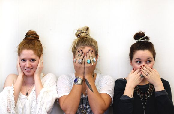 New Trend We Love: Bun Wraps!