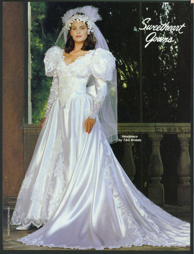 sweetheart gowns, 1990 | si te vas a casar | pinterest