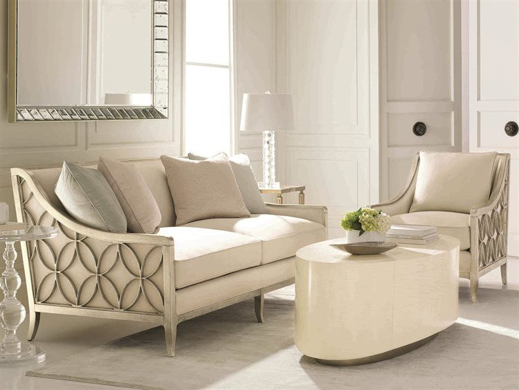 Formal Luxury Sofa, Chaise & Chair Traditional 3 Piece ...