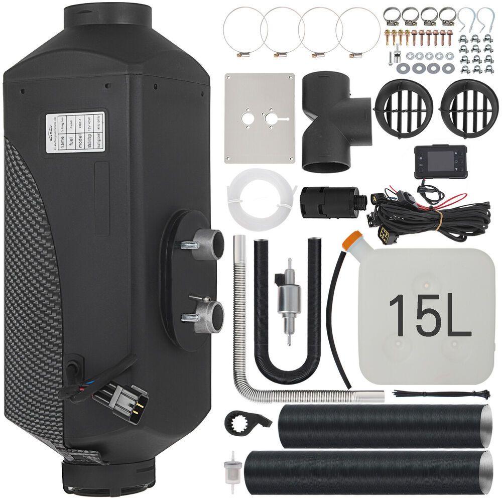 (Sponsored eBay) 5KW 12V Air Diesel Heater LCD Kinds