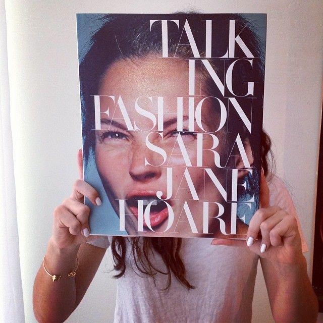 Talking Fashion, Jane Hoarf.