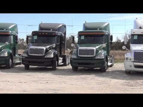 Trucks For Sale Semi Trailer Little Rock Ar International Freightliner Semi Trucks Freightliner Trucks Freightliner Trucks For Sale