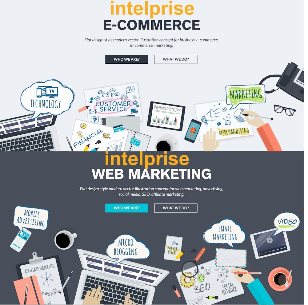 Ecommerce Marketing Banners Birthday Banners