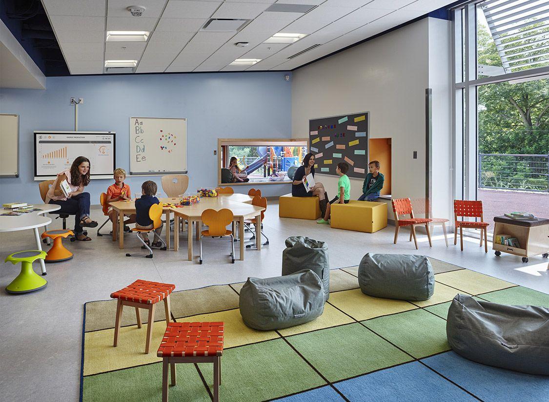 Discovery Elementary School Arlington VA