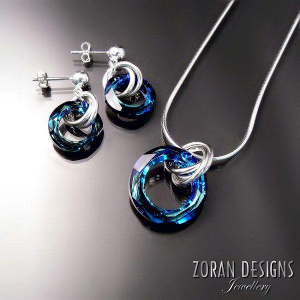 Jewelry with Swarovski Crystals bizuteria Pinterest Swarovski