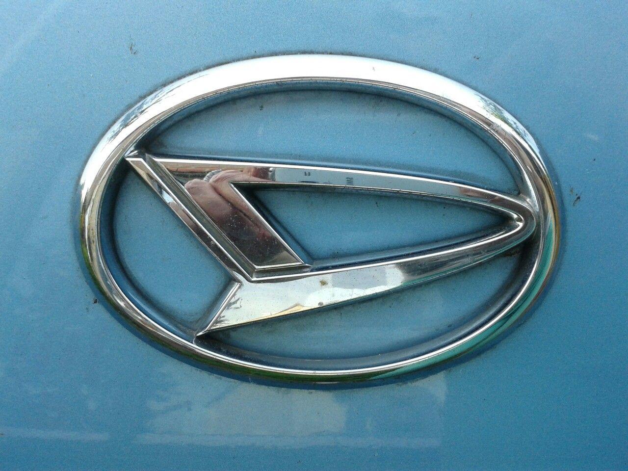 Logo Mobil Daihatsu
