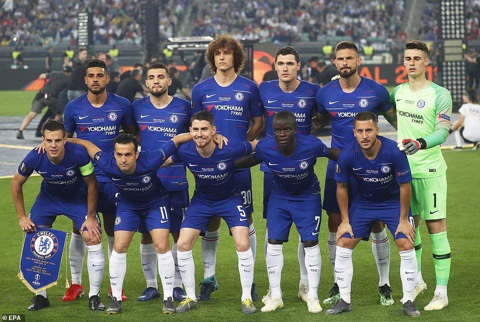 Chelsea hammer Arsenal 4-1 | Chelsea players, Chelsea fans ...