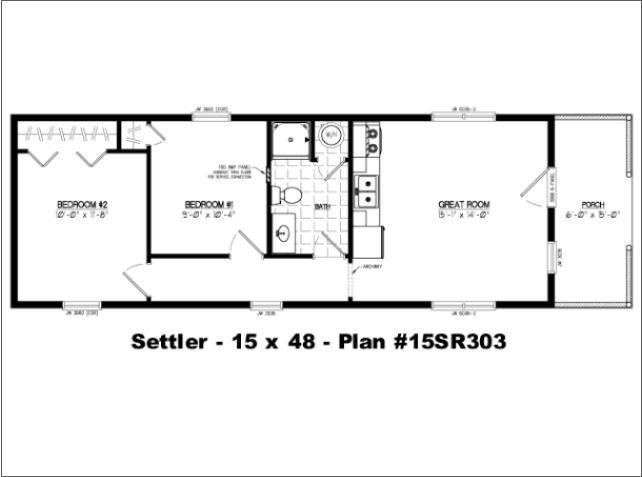 14x40 Cabin Floor Plans Tiny House Tiny House Plans Free Photos