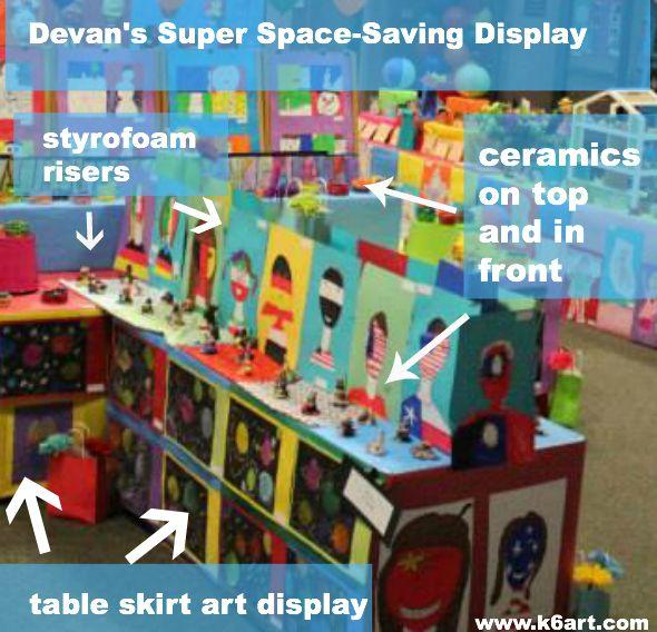 Art Show Elementary School Ideas