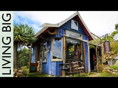 Man Cave Fort Nelson : Ultimate tiny house man cave overlooking the ocean