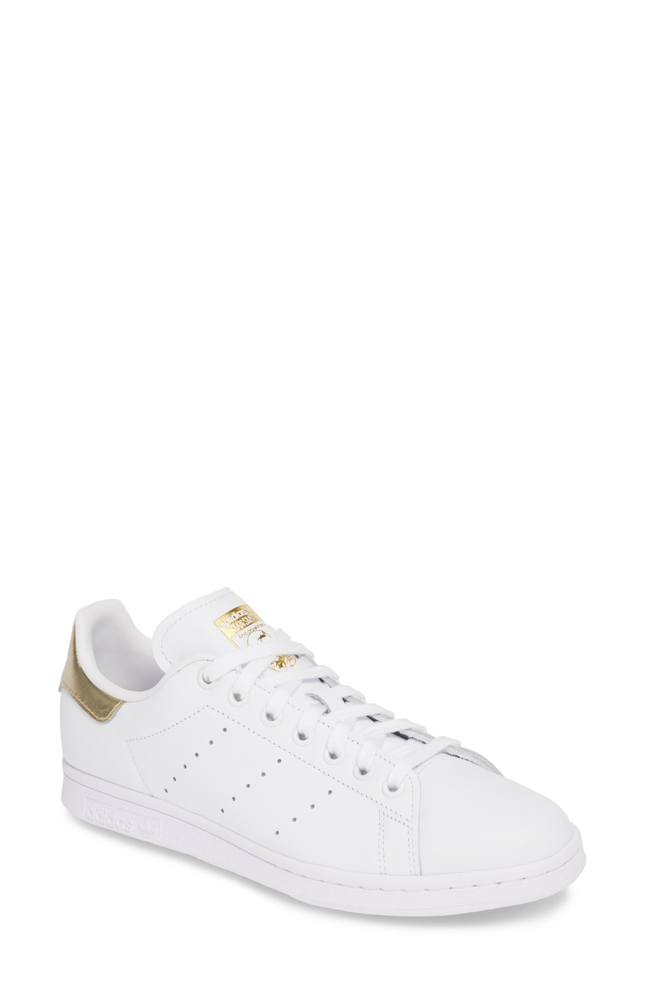 Women's Adidas Stan Smith Sneaker, Size 7.5 Women's 6.5