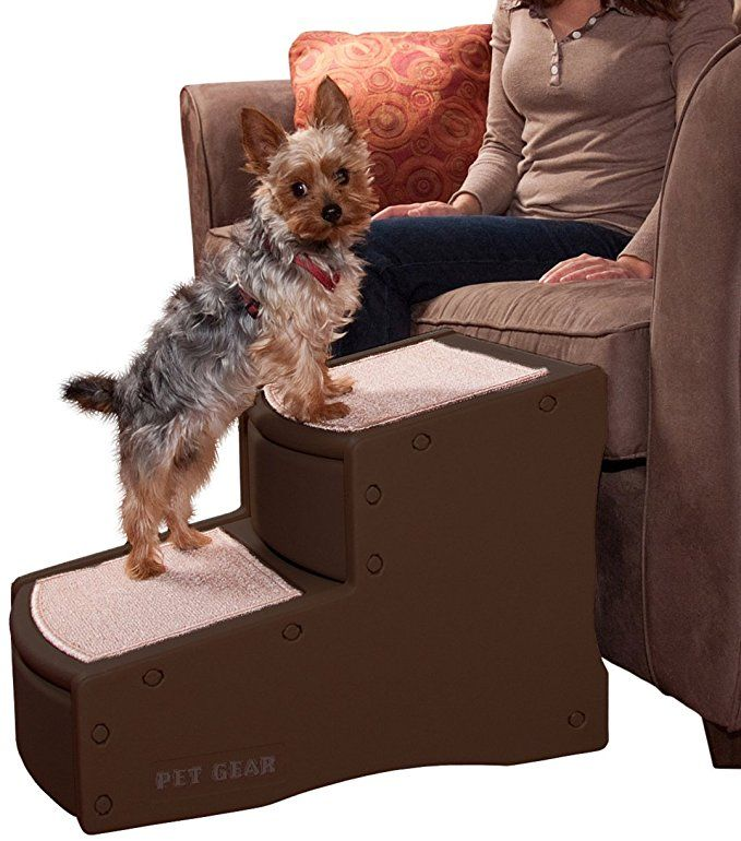 Best Pet Gear Easy Step Ii Pet Stairs 2 Step For Cats Dogs Up 400 x 300