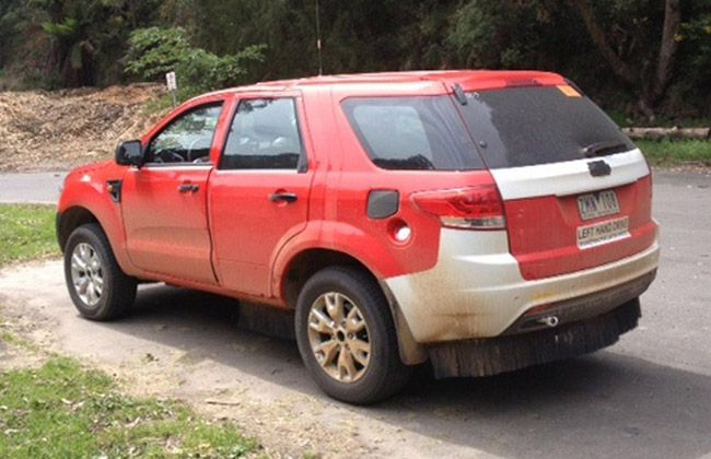 Ford Everest 2015 Ford Endeavour Ford Automotive News