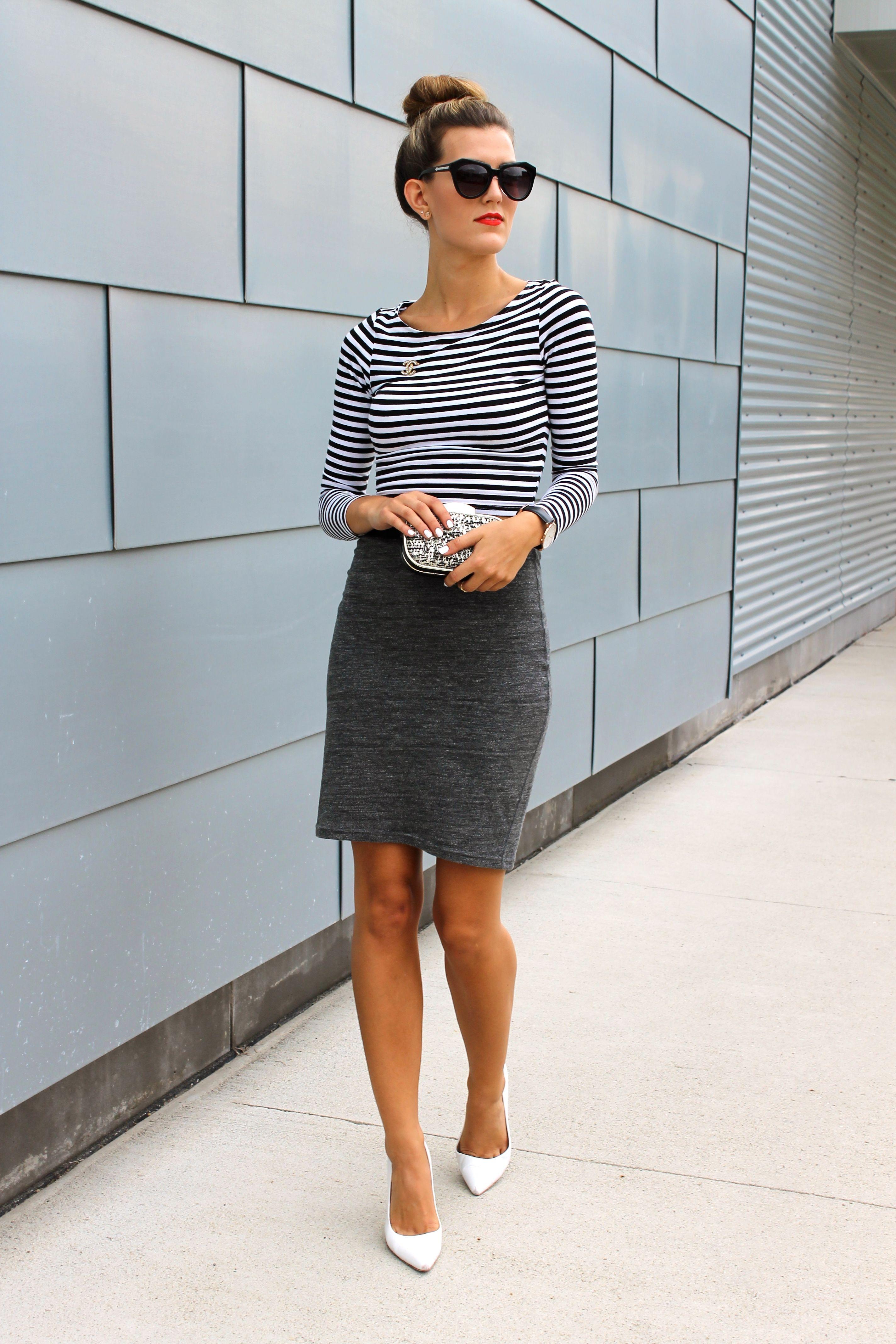 a063bf31c0 15 Outfit perfectos que puedes llevar a la oficina y hasta tu jefa ...