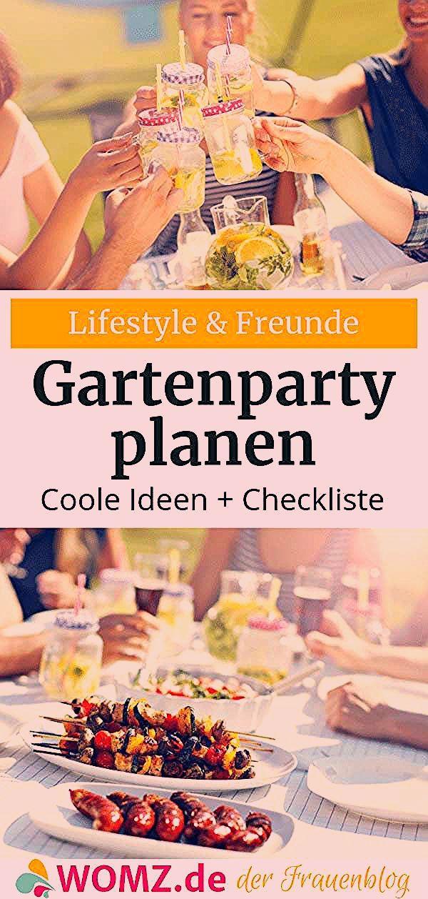 Photo of Gartenparty planen: Ideen für Unterhaltung, Deko, Essen, uvm. – WOMZ