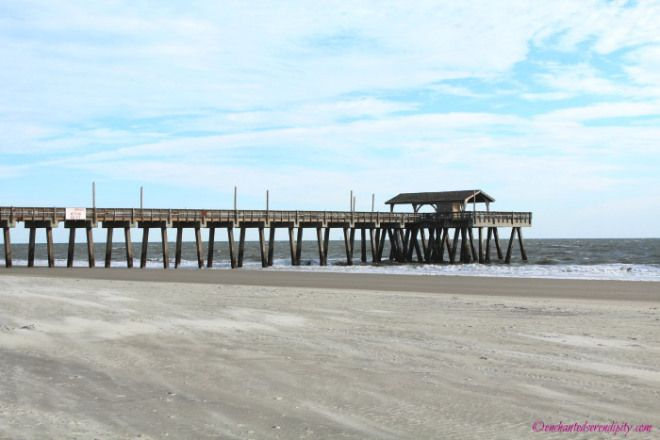 Nicholas Sparks The Last Song Filming Location: Tybee Island Pier