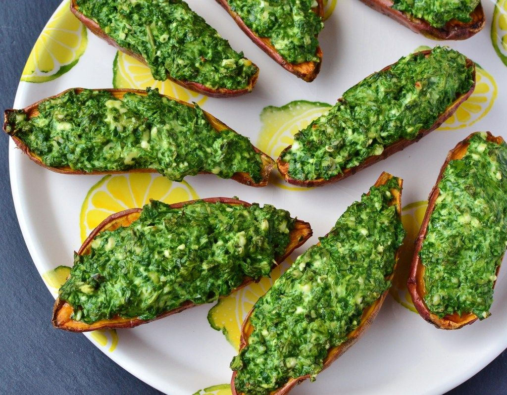 Baked sweet potato with spinach feta recipe via everyday healthy baked sweet potato with spinach feta recipe via everyday healthy recipes http forumfinder Images