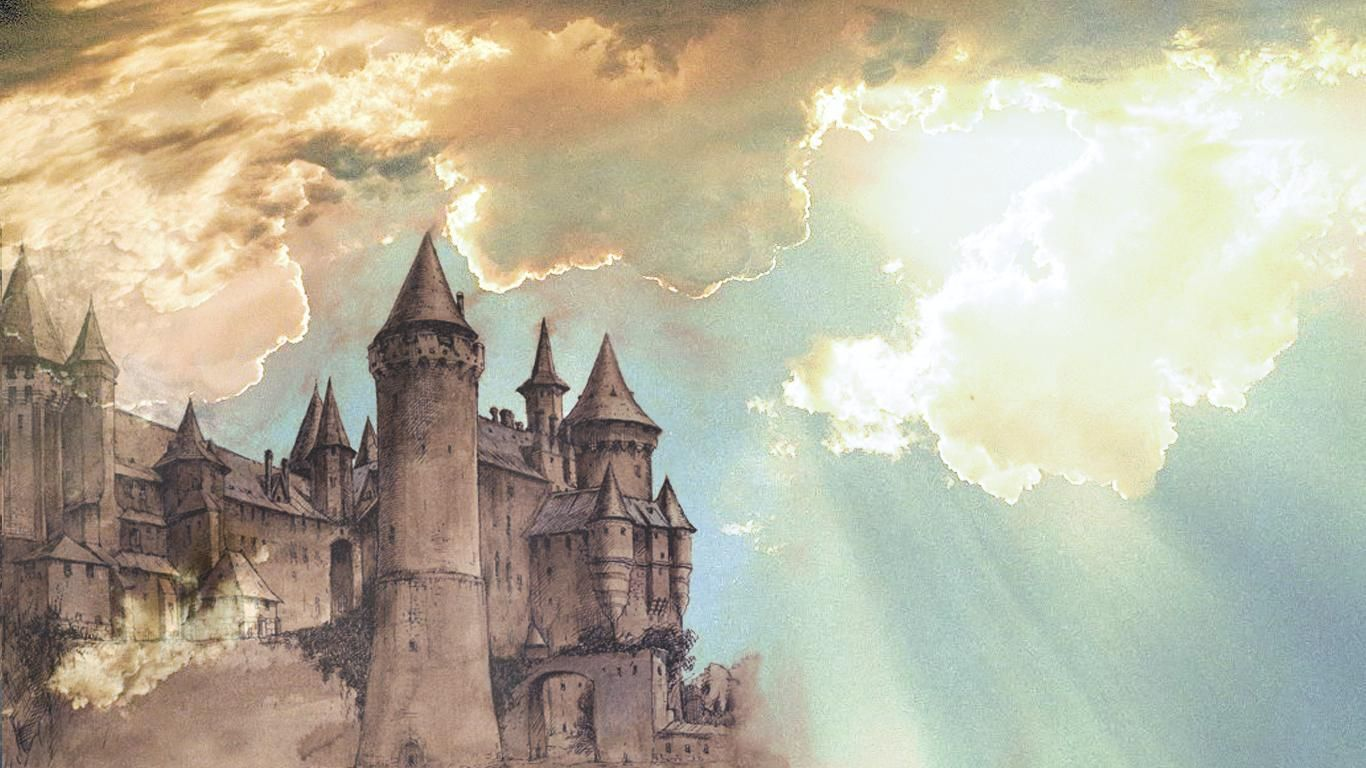 Harry Potter Castle Wallpaper Viewing Gallery Desktop Wallpaper Harry Potter Harry Potter Wallpaper Backgrounds Harry Potter Background