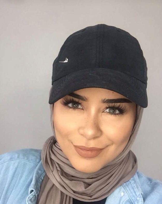 Hijab Cap Gaya Hijab Kasual Gaya Hijab Hijab