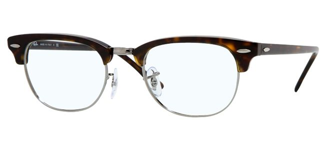 467d0fac63a00 Ray-Ban RX5154 Horn-Rimmed Glasses