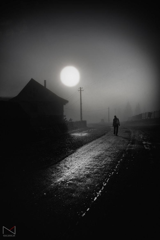 Early Walker II by Noam Mymon