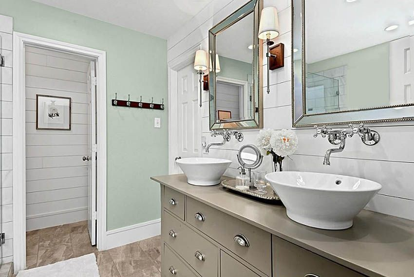 Best Paint Color For Small Bathrooms With No Windows Small