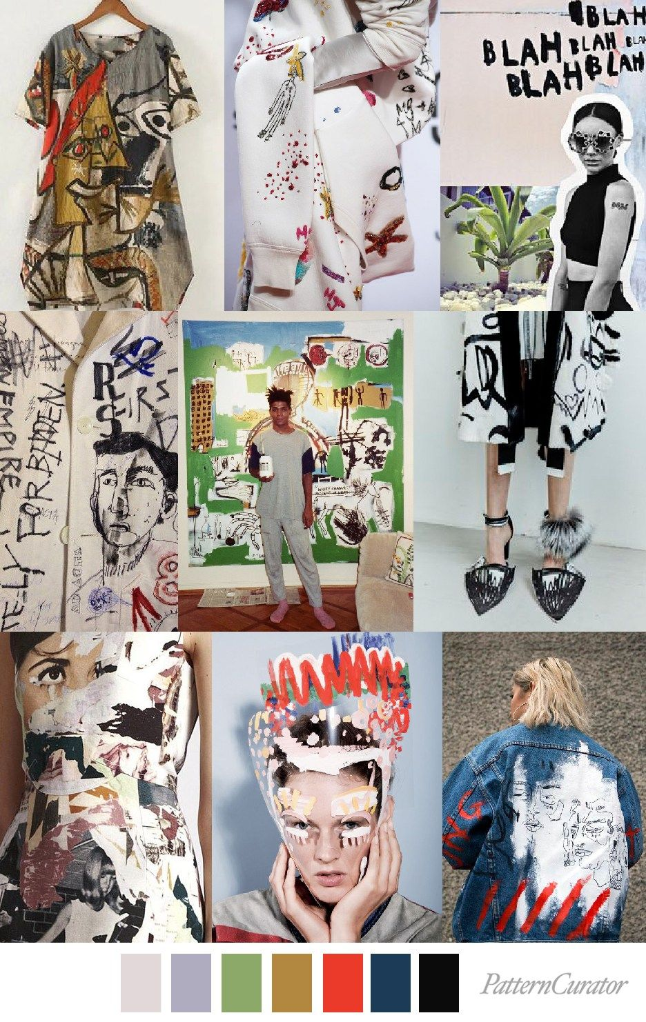 Art Depiction SS18 | Trends 18/19 | Fashion 2018 trends ...