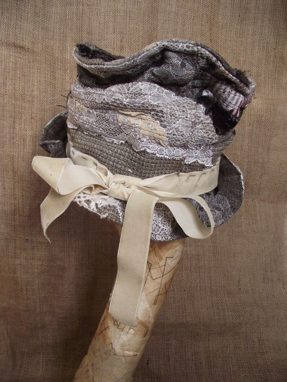 Tweed topper by NaturallyBohemian on Etsy