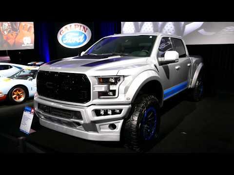 Custom 2018 Ford Raptor Truck Galpin Hall Of Customs 2019 La Auto Show Los Angeles Ca Youtube Ford Raptor Ford Raptor Truck Raptor Truck