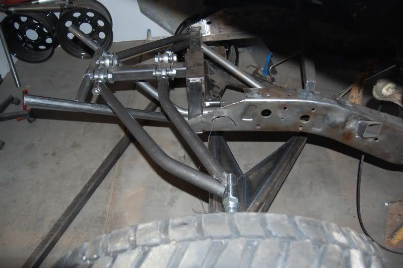 Center mount front suspension. | Gmc truck, Trucks, 4x4
