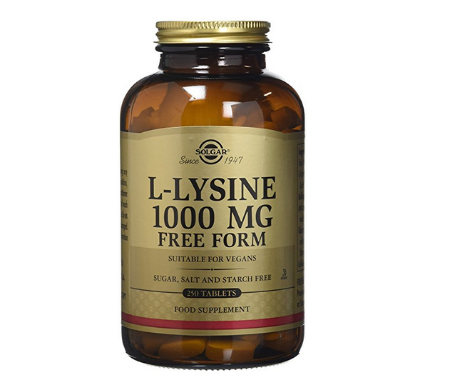 Lysine Supplements For Acne L'Lysine Or Lysine Supplements