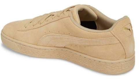 19feb0f802f Puma Suede Classic Tonal Fashion Sneaker Men   Pebble / Pebble (366490-03)  (8-Men)