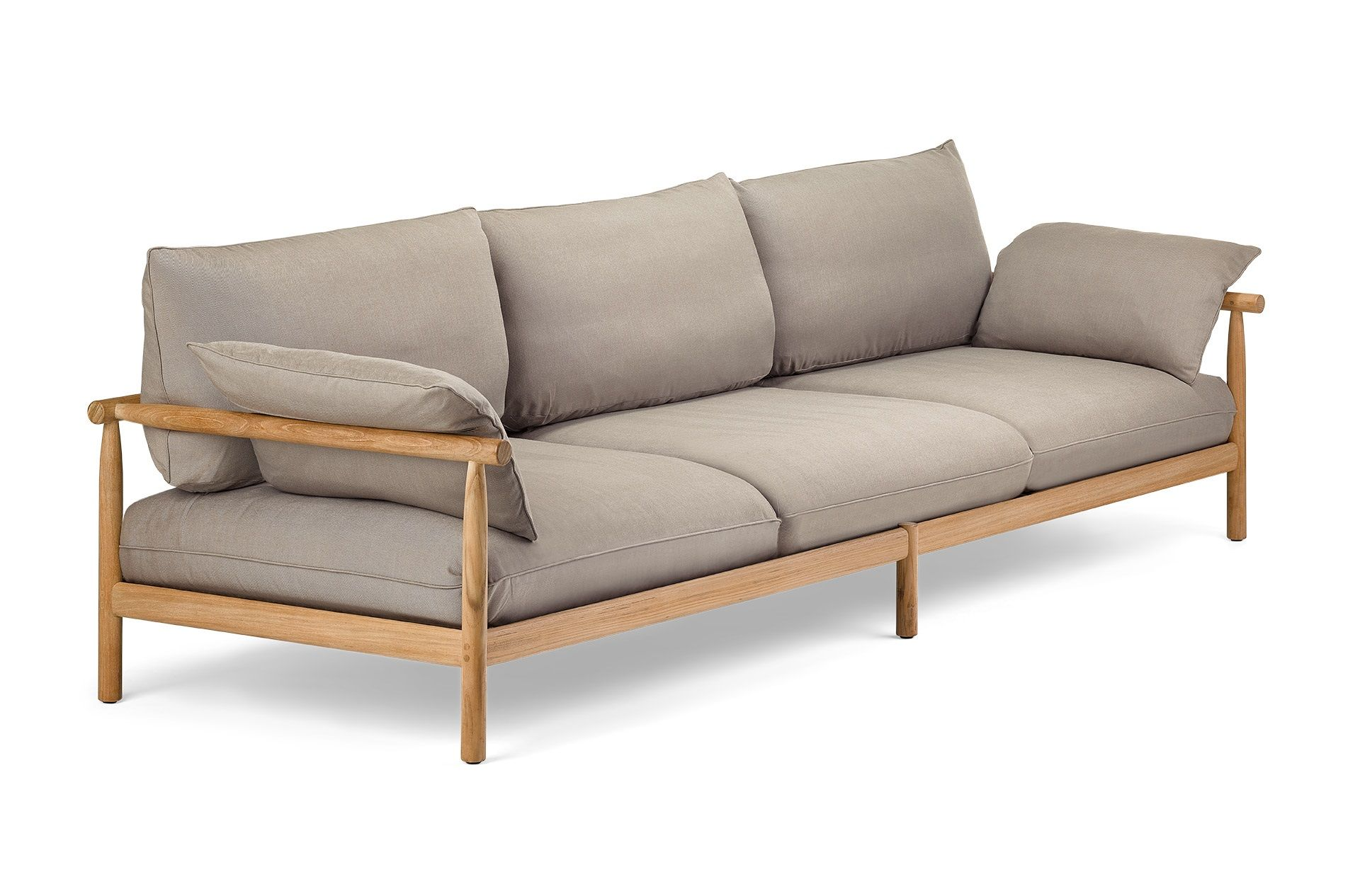Dedon Tibbo 3 Seater Park Outdoor Furniture Pinterest Sofa
