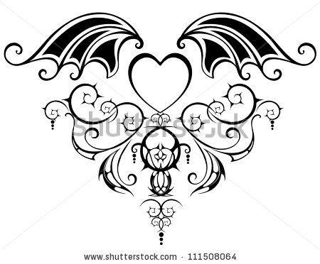 Vampire Symbols And Their Meanings Vampire Symbol Tattoos Vampire