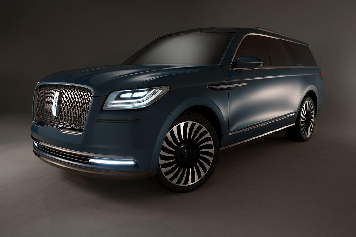 Lincoln Navigator Concept A Very Spectacular Teaser Lincoln Motor Lincoln Navigator Lincoln Suv