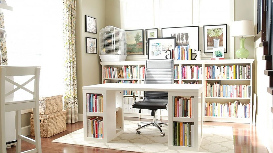 Genial 20 Small Home Office Storage Ideas   The Art Of Organization In Small Spaces