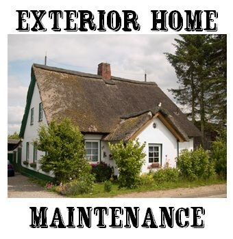Red Hill General Store: Summer/Fall Project: Exterior Maintenance