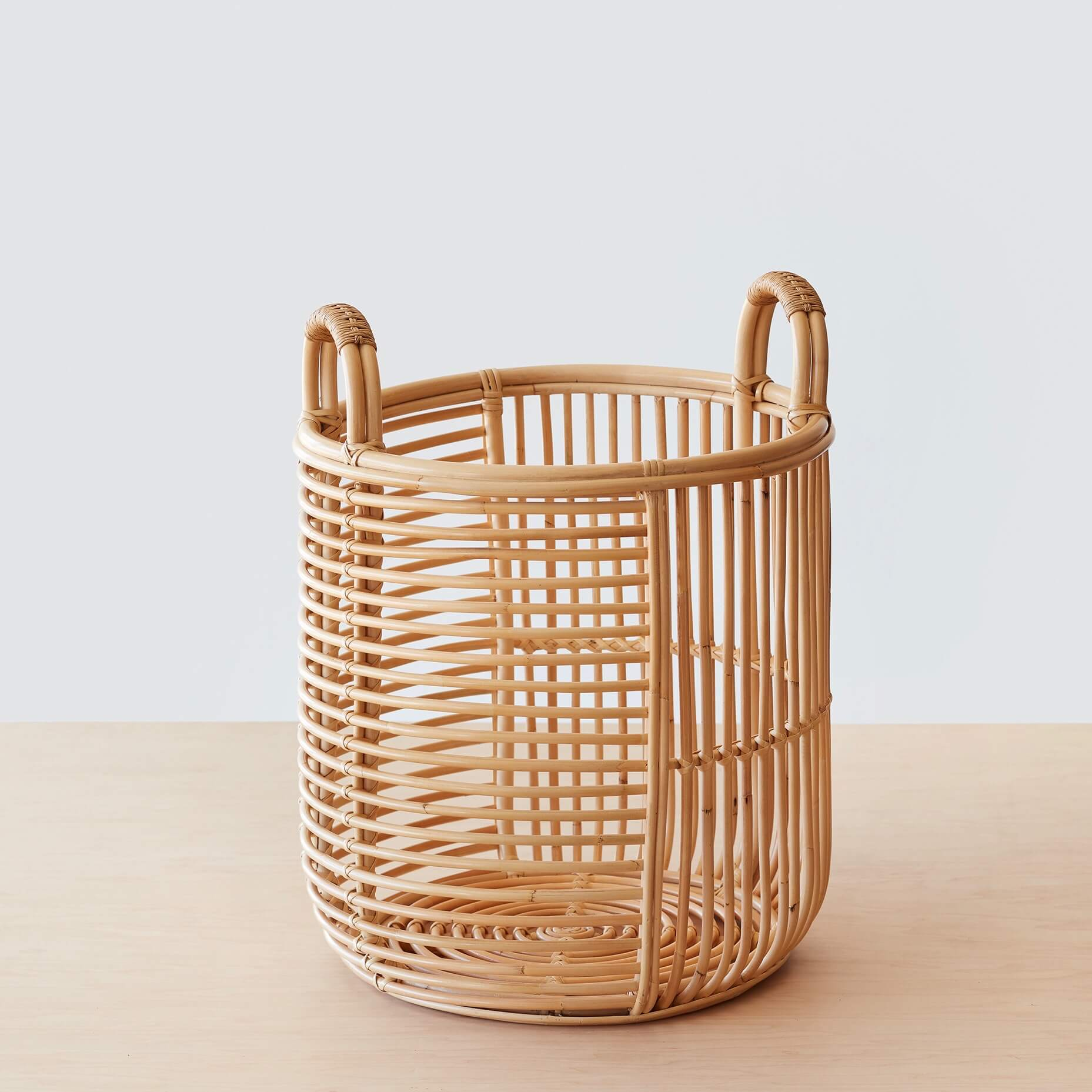 Java Rattan Baskets in 2020 | Rattan basket, Rattan, Basket