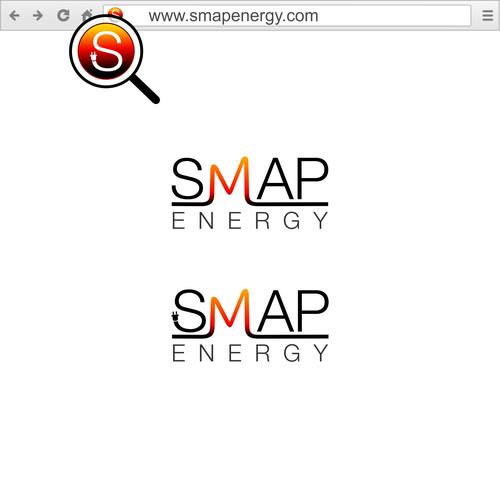 SMAP Energy (Smart-Meter Analytics Platform) - 'SMAP' Logo