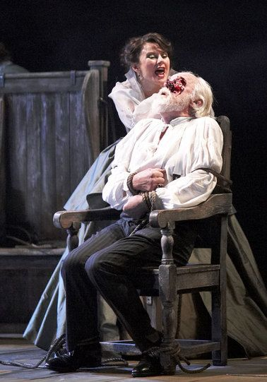 an in depth analysis of the two scenes in the play king lear by william shakespeare 'king lear' by william shakespeare one of our key texts this week is william shakespeare's tragedy king lear the play in the very opening scene, lear.