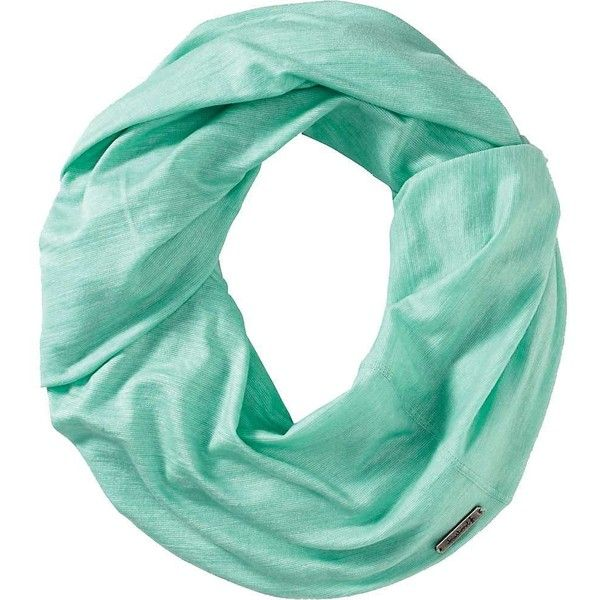 Smartwool Women's Seven Falls Infinity Scarf (£31) ❤ liked on Polyvore featuring accessories, scarves, mint, lightweight infinity scarves, infinity scarves, round scarf, circle scarf and lightweight scarves