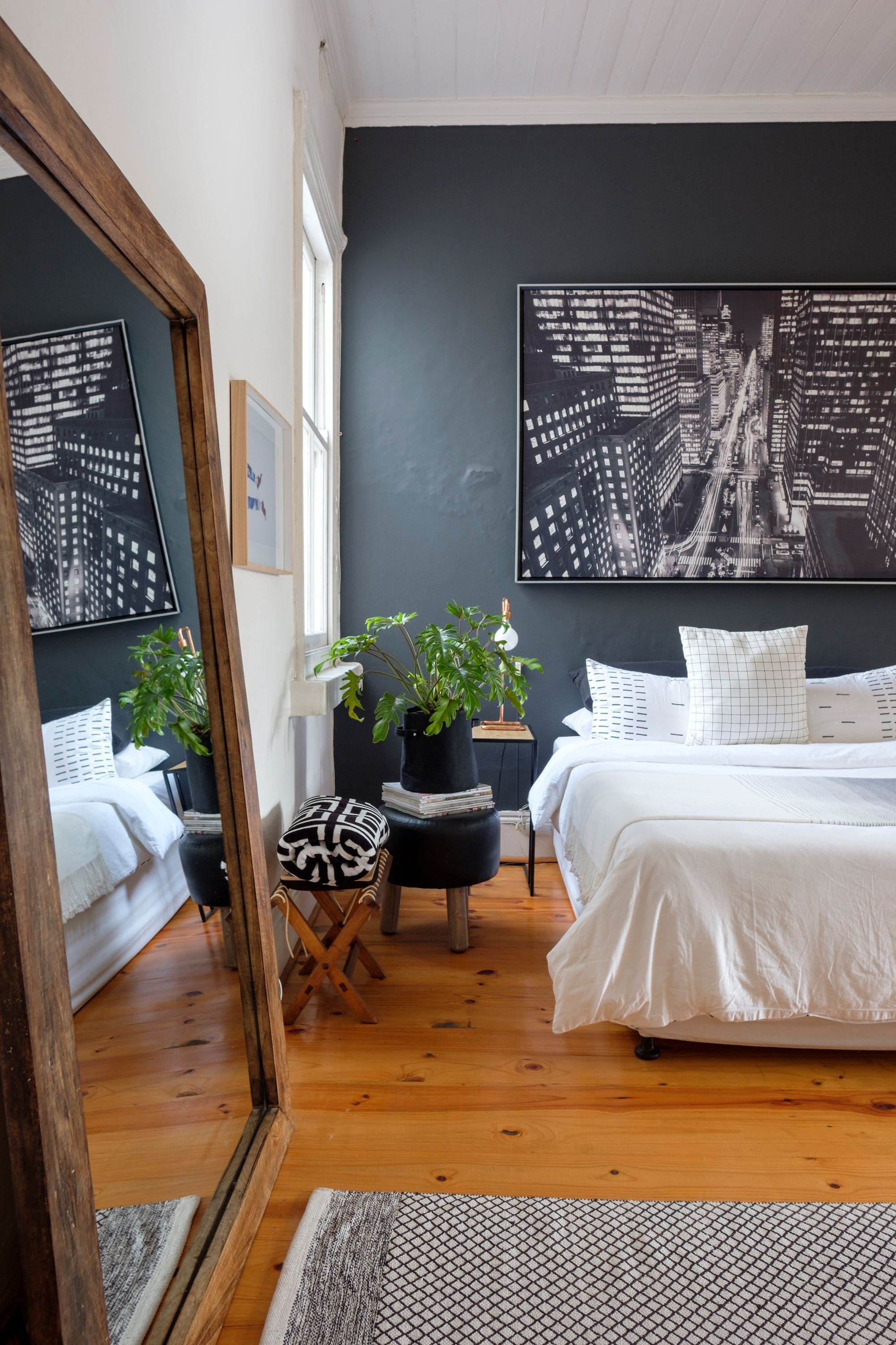 A Cozy Rental In The Center Of Vibrant Cape Town Girls Bedroom Paint Girls Bedroom Teenage Girl Bedrooms