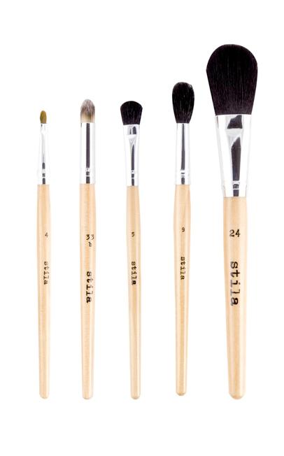 Stila Makeup Brush Set.   Hair and Beauty