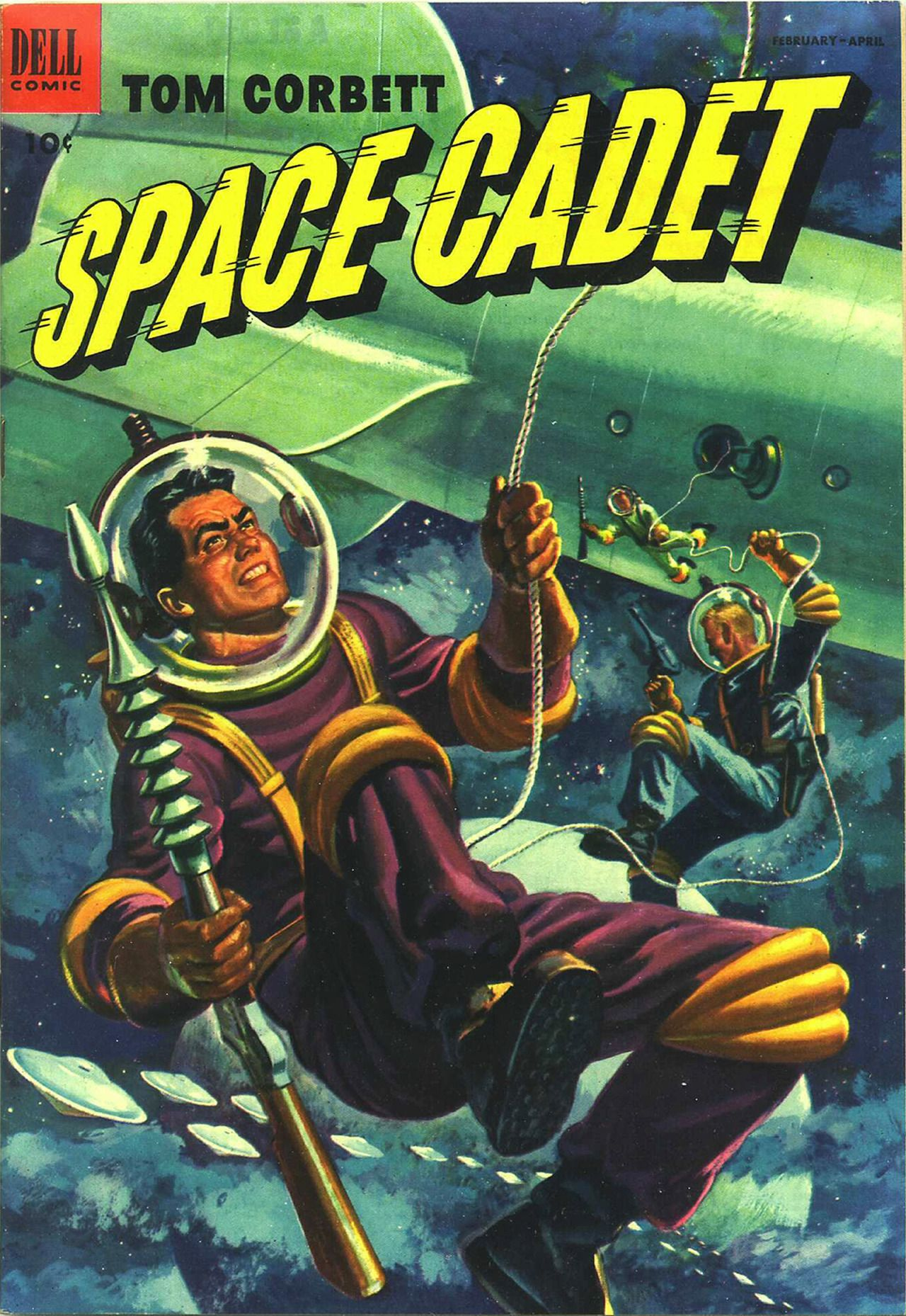 Tom Corbett - Space Cadet