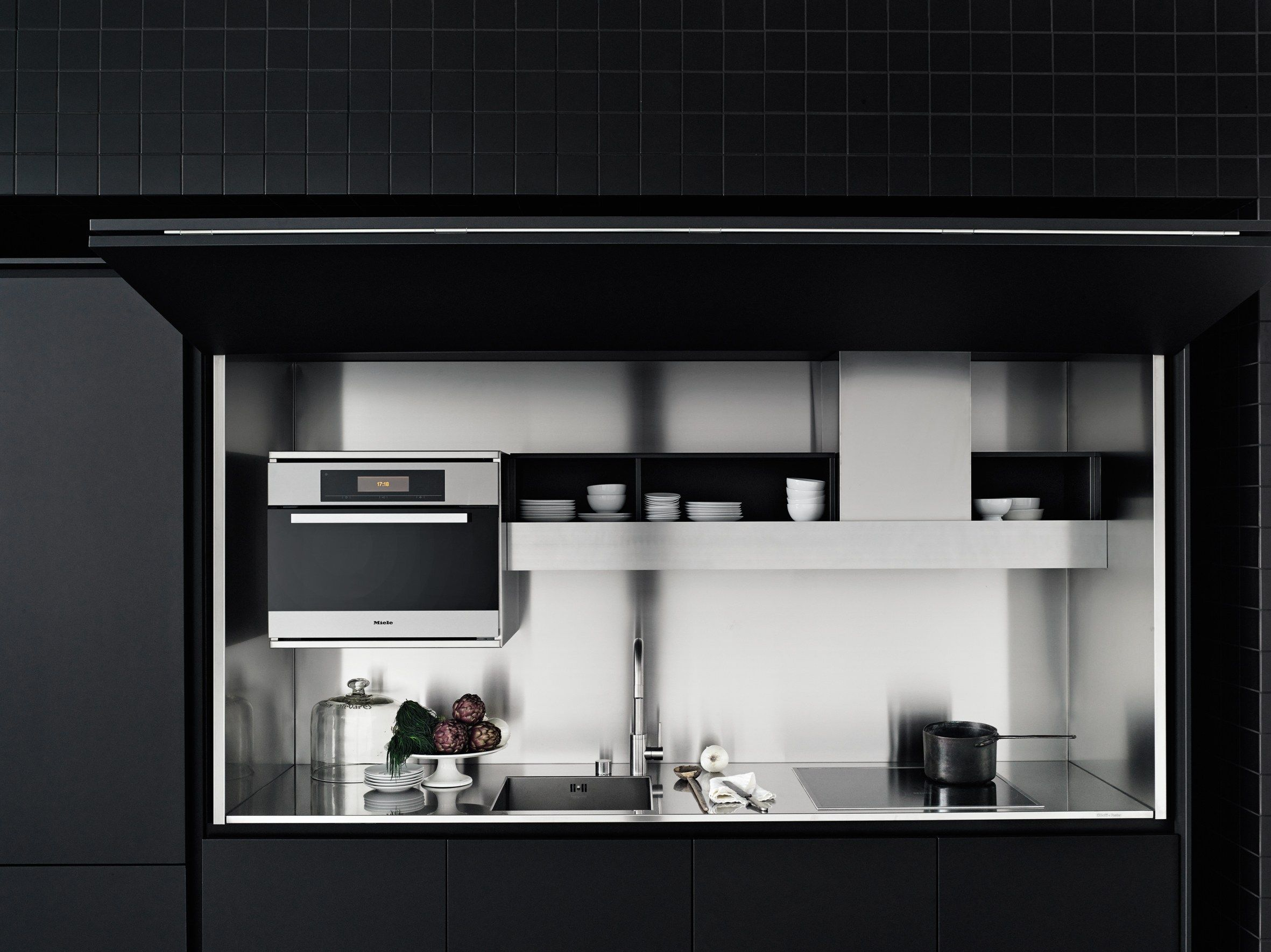 Cucina ON/OFF ST by Boffi design Alberto Colonello | reconstruction ...