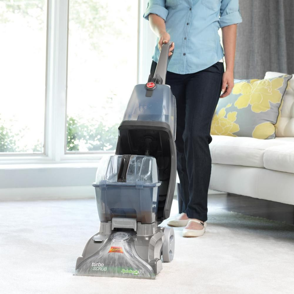 Hoover Fh50133 Turbo Scrub Bundle 119 Carpet Cleaners