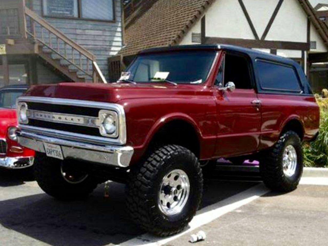 1968 chevrolet k 5 blazer trucks suvs