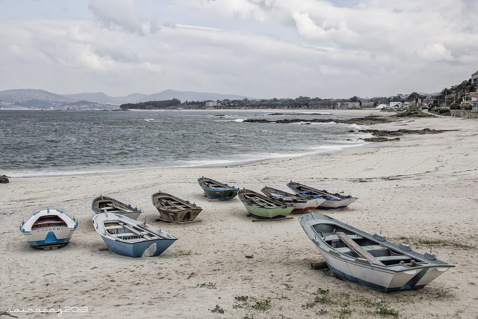 Praia A Fontaiña/La Sirenita