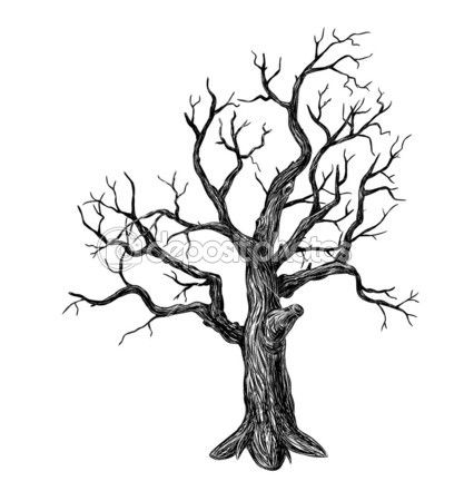 Old Tree -   24 old tree tattoo